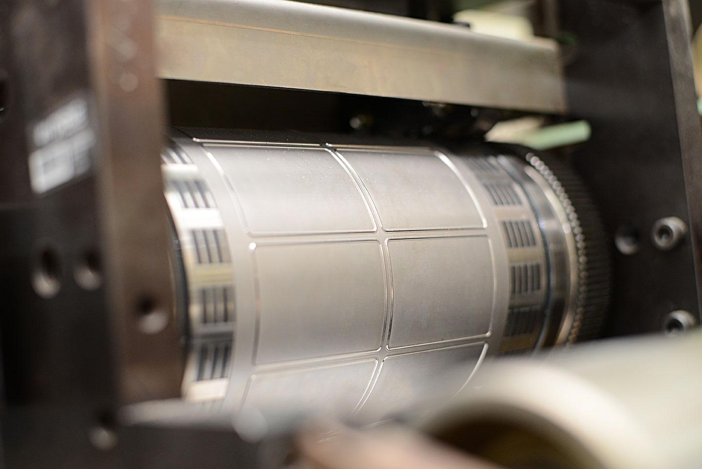 magnetni alati za flexo štampu